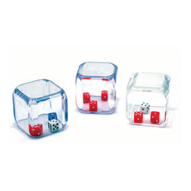 3 in a Cube - Set of 3