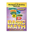 Basic Math: Multiplying & Dividing Decimals - VHS