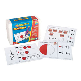 Hot Dots® Flash Cards: More Addition 10-19