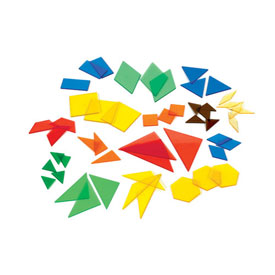 Polygons - Set of 450