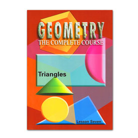 Geometry: Triangles - VHS