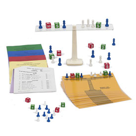 Hands-On Equations® Classroom Set - Set of 10