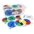 Classroom Probability Spinner Set