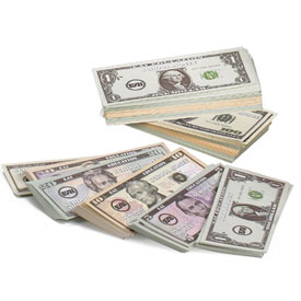 Paper Money - Student Set of 100