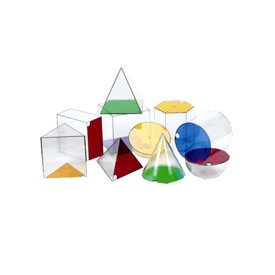 Giant GeoSolids® Set - Set of 10