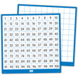 Hundred Number Boards - Set of 10
