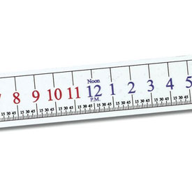 Transparent Elapsed Time Ruler™