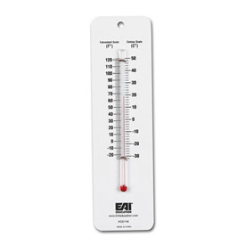 Dual Scale Student Thermometer - Set of 10