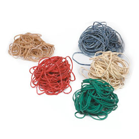 Rubber Bands - 1 lb Bag
