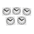 Transparent Clock Face - Set of 5