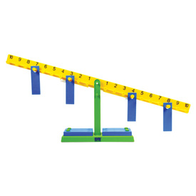 Math Balance with Weights