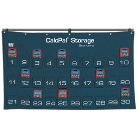 CalcPal® Calculator / Cell Phone Storage - Standard