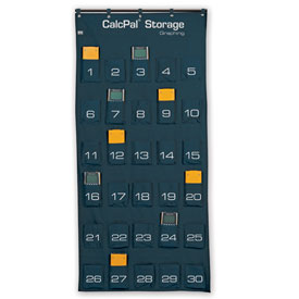 CalcPal® Calculator / Cell Phone Storage - Graphing
