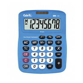 CalcPal® EAI-140 Desktop Basic Calculator