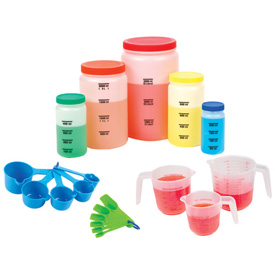 Liquid Measuring Set