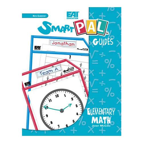 SmartPAL® Guides Reproducible Worksheets for Math: Grades K-5 ...