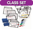SmartPAL® Classroom Kit with CleanWipe™ Cloths: Black