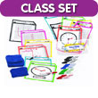 SmartPAL® Classroom Kit with CleanWipe™ Cloths: Fluorescent