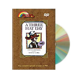 A Three Hat Day - Reading Rainbow Episode #41 DVD