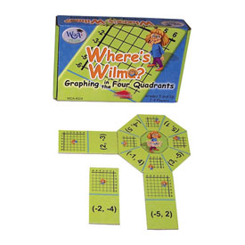 Where's Wilma Graphing Game