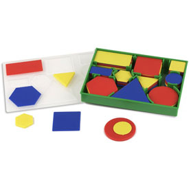 Attribute Block Desk Set of 60