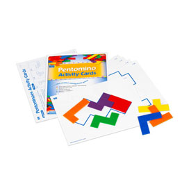 Pentomino Activity Cards