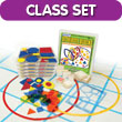 Attribute Block Classroom Kit - QuietShape® Foam