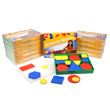 Attribute Blocks Desk Set: 10 Sets of 60 in Tub