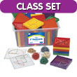 "Geoboard: 5"" Double-Sided - Classroom Kit"