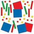 Algebra Tiles: Student Set - 35 pieces