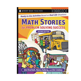 Math Stories for Problem Solving Success, Grades 6-12, 2nd Edition
