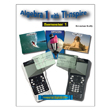 Algebra I with TI-Nspire™: Semester I
