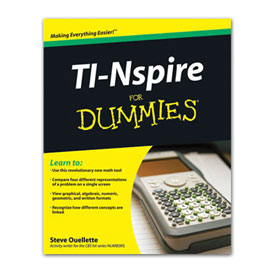 TI-Nspire™ for Dummies® First Edition