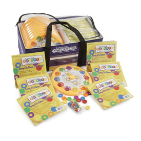 Learning Palette® Math Class Kit: Grade 4