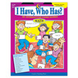 I Have, Who Has? Math: Grades 3-4