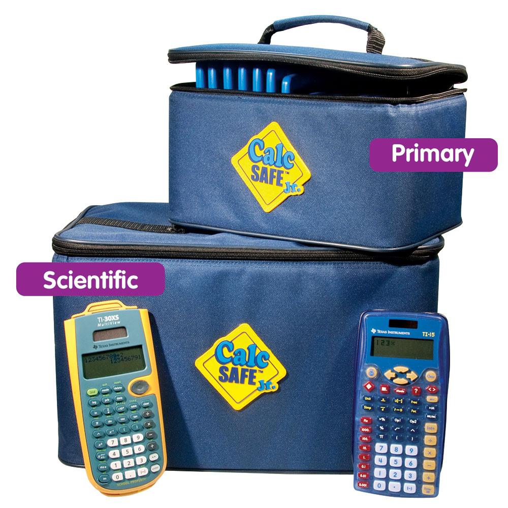 Calcsafe Jr Calculator Storage Primary Web