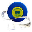 Retractable Tape Measure: 10ft / 3m