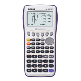 Casio® FX-9750GII-WE - Graphing Calculator