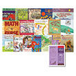Math and Literature Book Set: Grades 4-6