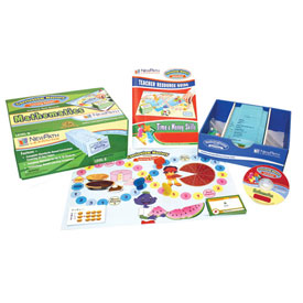 Curriculum Mastery® Time and Money Skills Game