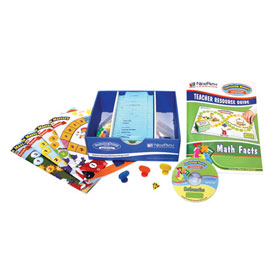 Curriculum Mastery® Math Facts Game
