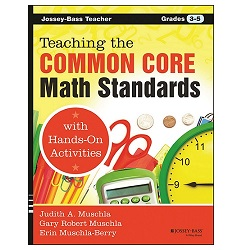 Teaching the Common Core Math Standards with Hands-On  Actvities, Grades 3-5