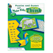Puzzles and Games That Make Kids Think, Grade 3