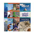 Mathematics Readers: Geometry - Set of 12, Grades 3-5