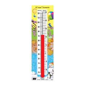 All Seasons™ Student Thermometer (°F/°C) - Set of 10
