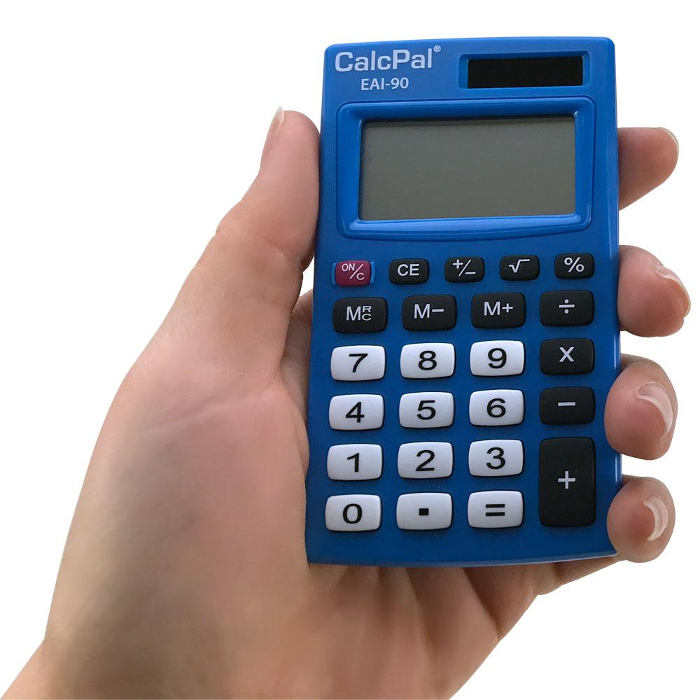 calcpal reg eai basic function calculator discount calcpalreg eai 90 basic 4 function calculator discount teacher supplies eai education