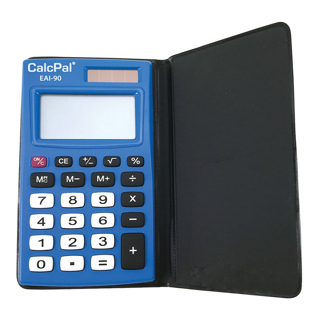 Sl-450lns1-tp basic 4 function calculator teacher pack.