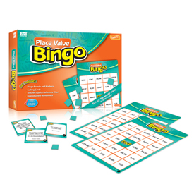 Place Value Bingo: Grades 3-5