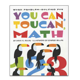 You Can, Toucan, Math