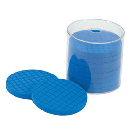 QuietShape® Foam Discs with Cylinder (10cm)